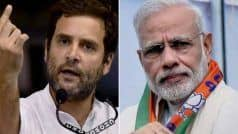 If Trump's Kashmir Mediation Claim is True, PM Modi Has Betrayed Nation's Interests: Rahul Gandhi