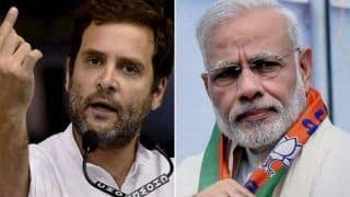 Rahul Gandhi Attacks PM Narendra Modi Over Rafale Deal, Accuses Him of 'Looting' Armed Forces