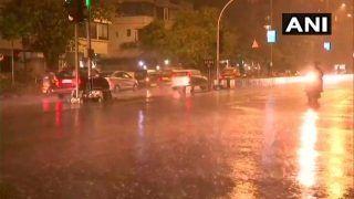 Heavy Rains Lash Several Parts of India; 24 Flights Diverted in Delhi