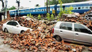 27 Killed as Heavy Rains Wreak Havoc in Uttar Pradesh, Thundershowers Likely to Continue
