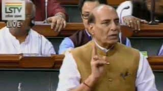 Govt Will Enact a Law, if Needed, to Curb Mob Lynching Incidents, Says Rajnath Singh
