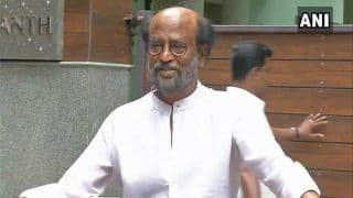 Rajinikanth Lauds Centre Over Abrogation of Article 370, Likens Modi-Shah Duo to Mahabharata's 'Krishna and Arjuna'