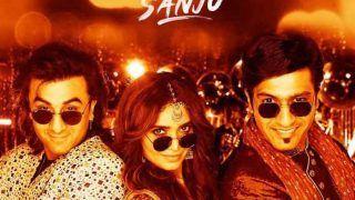 'संजू' के नए गाने 'भोंपू बज रहा है' ने मचाई धूम, नए अवतार में नजर आईं करिश्मा तन्ना
