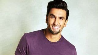 Ranveer Singh Sings Happy Birthday Song For Himself On The Sets Of Rohit Shetty's Simmba
