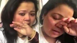 VIDEO: 'खतरों के खिलाड़ी' में दिखने से पहले ही फूट-फूट कर रोईं भारती सिंह