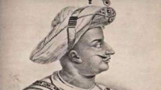 Tipu Sultan's Silver-mounted 20-bore Flintlock Gun And Bayonet Fetches 60,000 Pounds at UK Auction