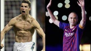 Cristiano Ronaldo's Departure From Real Madrid Similar to Andres Iniesta's Says Barcelona Coach