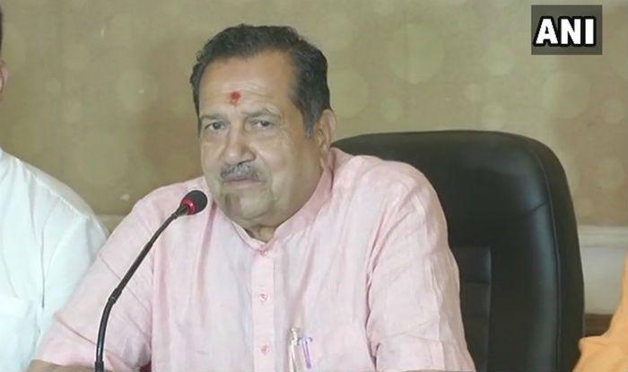 RSS नेता इंद्रेश कुमार ने नवजोत सिंह सिद्धू, आमिर खान और नसीरुद्दीन शाह को बताया 'देशद्रोही'