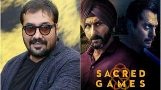 Anurag Kashyap Reacts to Rahul Gandhi's Comment on Sacred Games