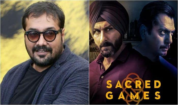 Anurag Kashyap Reacts to Rahul Gandhi's Comment on Sacred