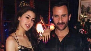 Sara Ali Khan to Sign Her Third Film With Daddy Saif Ali Khan?