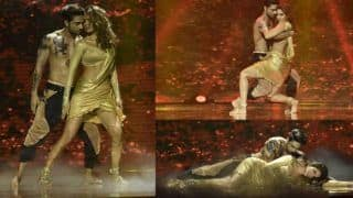 Esha Gupta and Salman Yusuff Khan's Hot Sensuous Dance is Setting The Internet on Fire, Watch