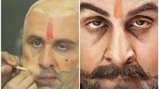 Sanju: Rajkumar Hirani Magically Transforms Ranbir Kapoor Into Sanjay Dutt - Watch BTS Video