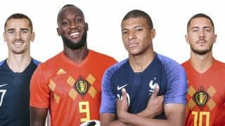 FIFA World Cup 2018 Semifinals Preview: France vs Belgium, Players to Watch Out For, Predictions, All You Need to Know