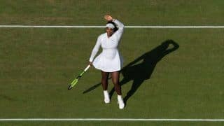 Wimbledon 2018: Serena Williams Battles Past Kristina Mladenovic To Enter Fourth Round; Kiki Bertens Upsets Venus Williams