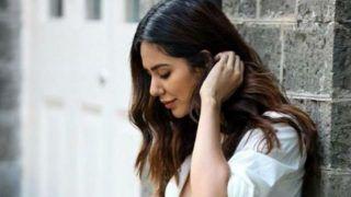 Punjabi Hotness Sonam Bajwa Looks Stunning in Her Latest Instagram Post-View Picture