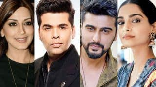 Sonali Bendre Diagnosed With Cancer, Sonam Kapoor, Arjun Kapoor, Karan Johar Send Love, Support to The Actress