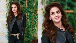 Hindi Medium Pakistani Actress Saba Qamar's Private Pictures Leaked, Trollers Shame Her For Smoking