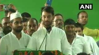 Bihar: Tej Pratap Announces His Return to Active Politics, Says 'Detractors Will be Slayed With Sudarshan Chakra of Popular Vote'
