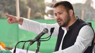 Tejashwi Corners PM For 'Unfulfilled Promises', Says There's Limit to Lies Modiji