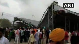 राजस्थान: श्रीगंगानगर में हो रही थी ट्रैक्टर प्रतियोगिता, टीन शेड गिरा, 300 से ज्यादा लोग घायल