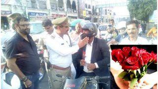 पुलिस का प्यार बना मुसीबत, 'गुलाब का फूल कहां से आया' का हिसाब मांग रात भर झगड़ती रही पत्नी
