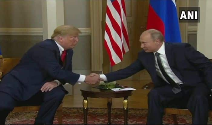 Putin summit kicks off in Helsinki