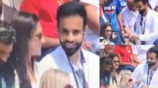 Man Proposes His Girlfriend During India-England 2nd ODI in London; Video Goes Viral