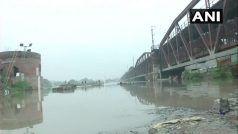 दिल्ली वालों के लिए राहत भरी खबर, कम हो रहा यमुना नदी का जलस्तर