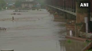 Delhi Rains: Water Level Crosses Danger Mark in Yamuna River, 43 Boats Deployed For Rescue Operation