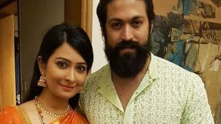 Kannada Star Couple Yash And Radhika Pandit to be Parents, Announce Pregnancy in The Cutest Way Ever, Watch