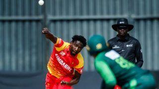 Zimbabwe vs Pakistan: Hamilton Masakadza's Side Fined For Slow Over-Rate in Harare