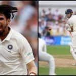 India vs England 3rd Test Day 4 Trent Bridge: Ishant Sharma Joins Morne Morkel to Bag Record of Dismissing Alastair Cook Most Number of Times in Tests -- WATCH
