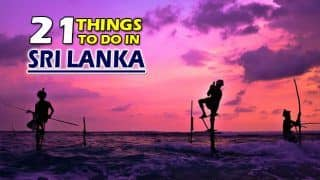 Travelling to Sri Lanka? Here Are 21 Things You Can do While There