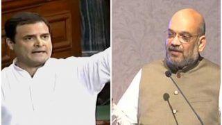 राहुल ने कहा मोदी सरकार दलित विरोधी, बीजेपी का जवाब आपके सर्टिफिकेट की जरूरत नहीं