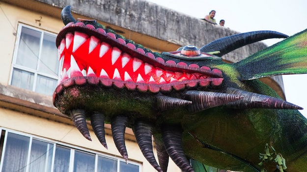 Carnival Festivities Kicked-off in Goa With Colourfully Decorated Float Parade