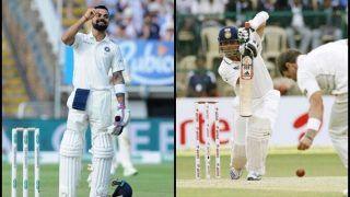 India vs England 2nd Test Lords: Sachin Tendulkar Asks ICC Test No 1 Batsman Virat Kohli to Never Get Satisfied