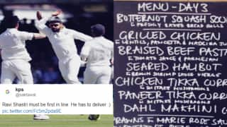 India vs England 2nd Test Day 3 Lord's: Virat Kohli-Led Team India Had Beef For Lunch, BCCI Posts Picture, Gets TROLLED on Twitter