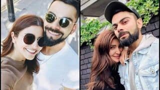 India vs England Tests: India Captain Virat Kohli And Wife Anushka Sharma Celebrate Friendship Day 2018 With a Selfie on Twitter -- PIC