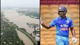 Kerala Floods: After Virat Kohli, Sunil Chhetri Asks Fans to Help, Sanju Samson Donates Rs 15 Lakhs For Victims