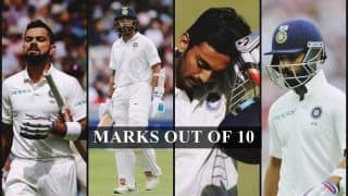 India vs England 2nd Test At Lord's Report Card: Virat Kohli, Cheteshwar Pujara to Murali Vijay, Ajinkya Rahane, How They fared Against Joe Root's Side