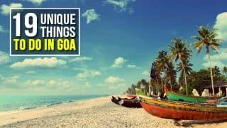 Other Than Beaches, Here Are 19 Unique Things You Can do in Goa