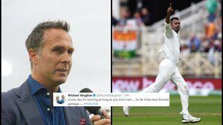 India vs England 3rd Test Day 3 Trent Bridge: Michael Vaughan Gets Trolled For Calling Virat Kohli-Led Team India's Bowling 'Garbage', Like Hardik Pandya's Reply to Michael Holding