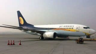 Jet Airways Faces Bankruptcy Threat From Service Provider For Non-payment of Dues