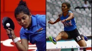 Asian Games 2018 Day 8 Full Results: Anu Raghavan Qualifies For 400 Metres Final, Table Tennis Team Beat Qatar to Advance