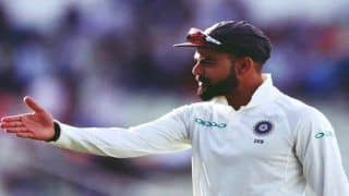 India vs England, 2nd Test Day 4 Lord's: Indian Captain Virat Kohli is Absent From The Field on Day 4, he Has Back Sprain, Ajinkya Rahane is The Captain at Moment