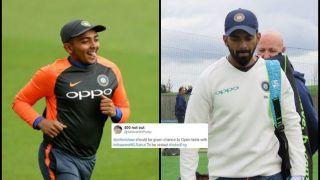 India vs England 4th Test Southampton: Prithvi Shaw Should Replace KL Rahul in Virat Kohli-Led Team, Twitter Wants it