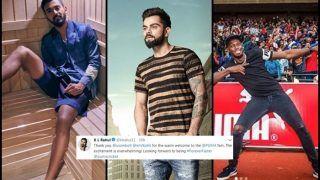 India vs England: KL Rahul Thanks ICC No 1 Test Batsman Virat Kohli, Jamaican Sprint-King Usain Bolt For Welcoming Him to Puma Family