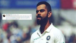 India vs England 2nd Test Day 4 Lord's: ICC No 1 Test Batsman Virat Kohli Gets Brutally TROLLED After Stuart Broad Dismisses Him