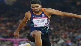 Asian Games 2018 at Jakarta And Palembang, Day 11: Arpinder Singh Wins Gold in Men's Triple Jump Finals, India's Medal Tally Soars to 53